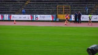 Atletismo - Olímpico Jovem 2018: 5000m Marcha Juv.Masc/Fem