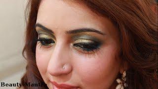 Green Smokey Eye Make-Up Tutorial Thumbnail