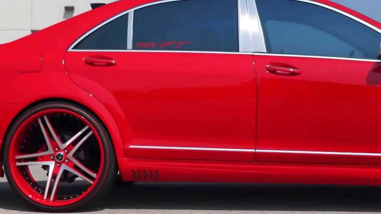2013 Mercedes S550 >> Mercedes Benz S550 Tuning Lorinser Savini XC23 Chicago ...