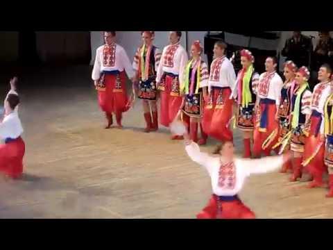 Hopak   Cossack dance, is a Ukrainian folk dance with technically amazing acrobatic feats