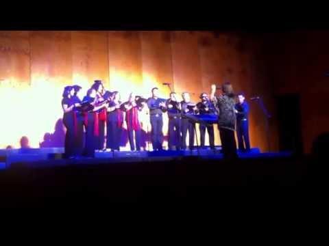 Salitre, Coro U.Central de Chile, dir....