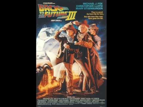 """End Credits Music from the movie """"Back to the Future Part III"""""""