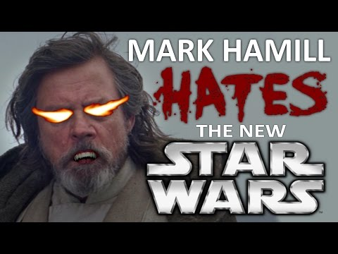 Mark Hamill & His LOVE for the new Star Wars 😂