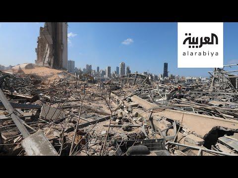 استمرار البحث عن مفقودين تحت ركام مرفأ بيروت  - نشر قبل 2 ساعة