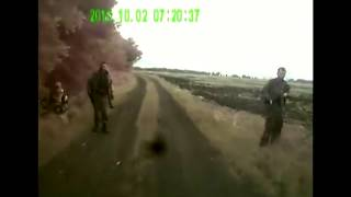 Ополченцы Донбасса попали в засаду