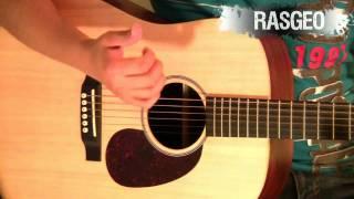 Al taller del maestro. Alex Campos - tutorial/instruccional de guitarra.