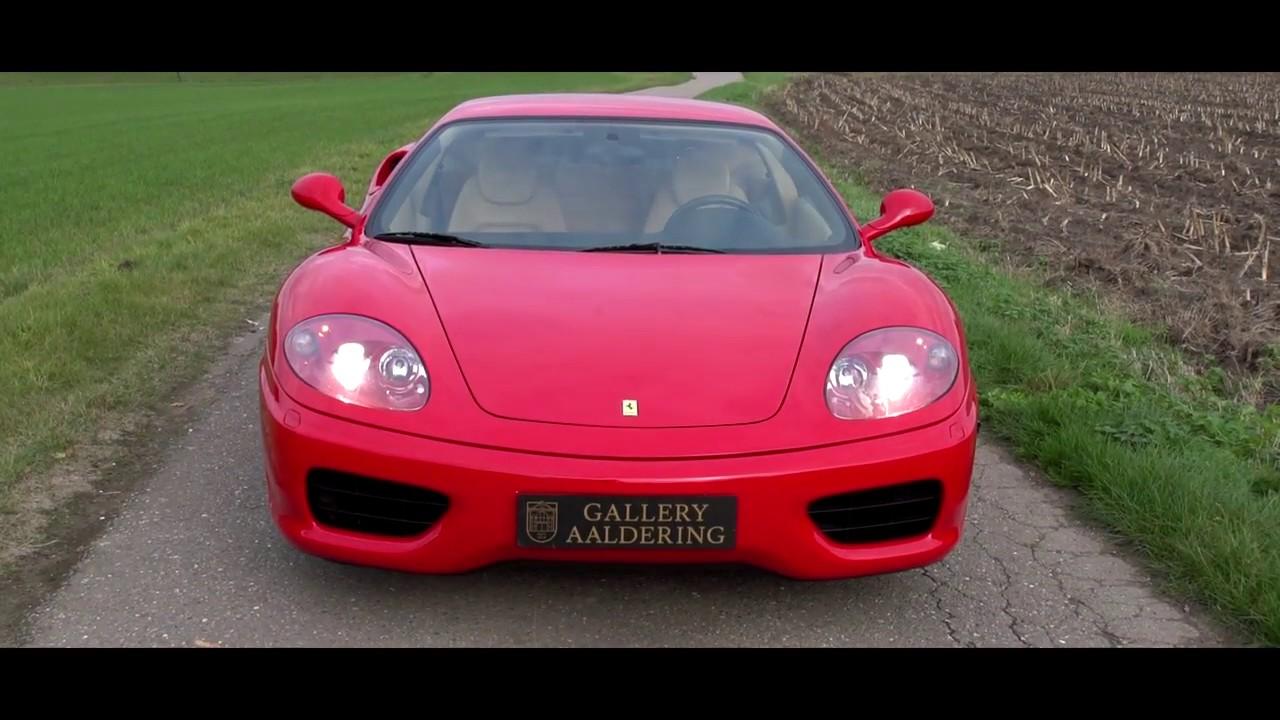 Ferrari 360 Modena 2003 Youtube