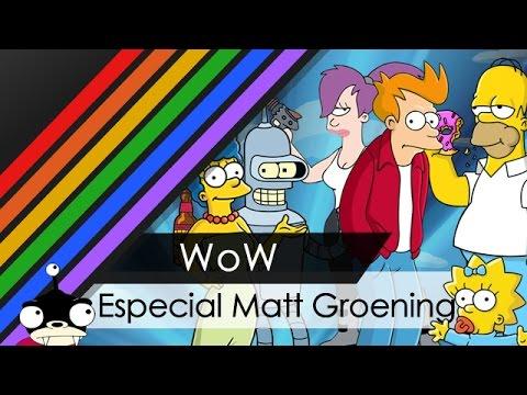 WoW - Easter Eggs e Referências em World of Warcraft #02 - Matt Groening