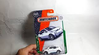 Review Matchbox BMW i3 white super unyu   Scaretoys