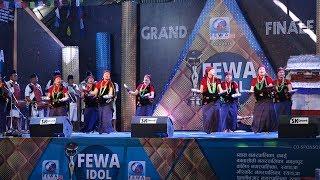 Fewa Idol Grand Finale 2075    Laliguras Pun Samgaj-Lamachour   Fewa Idol season 1