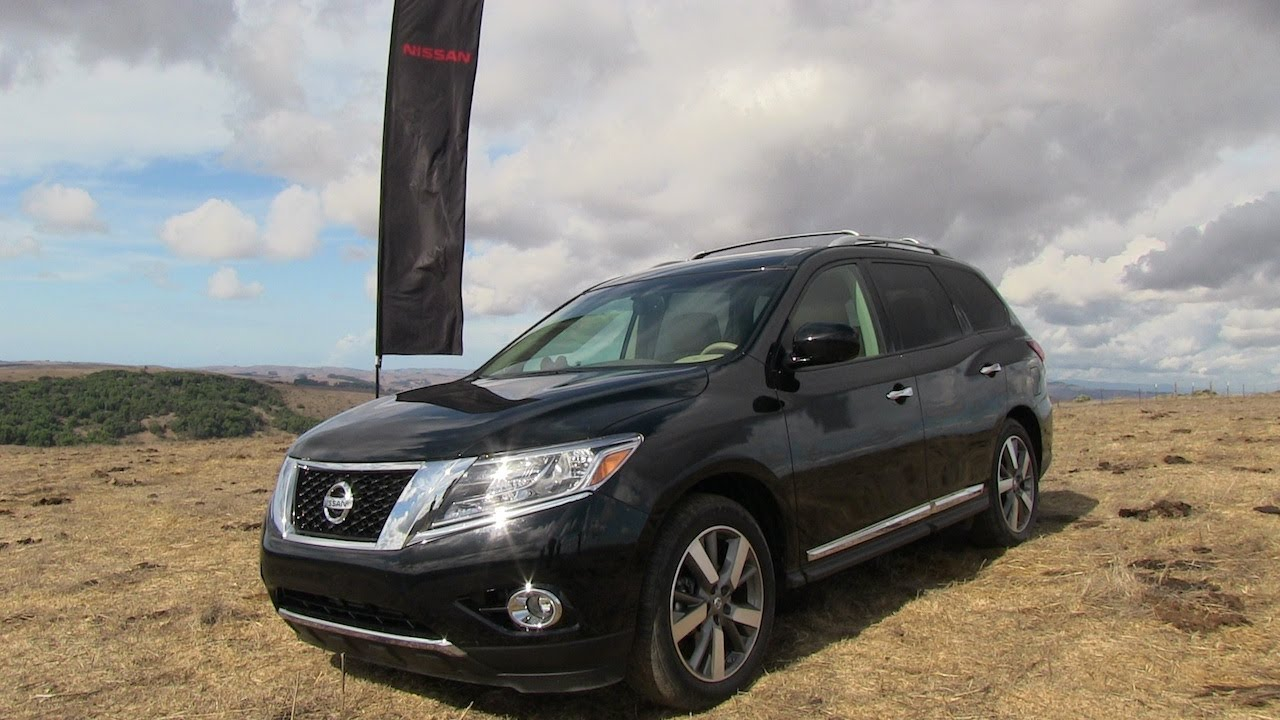 Fast Awd Cars >> 2013 Nissan Pathfinder AWD Off-Road Tech Demo - YouTube