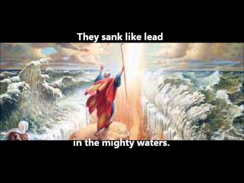 The Song Of Moses and Miriam