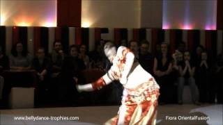Fiora @ the Bellydance Trophies - London 2012 Thumbnail