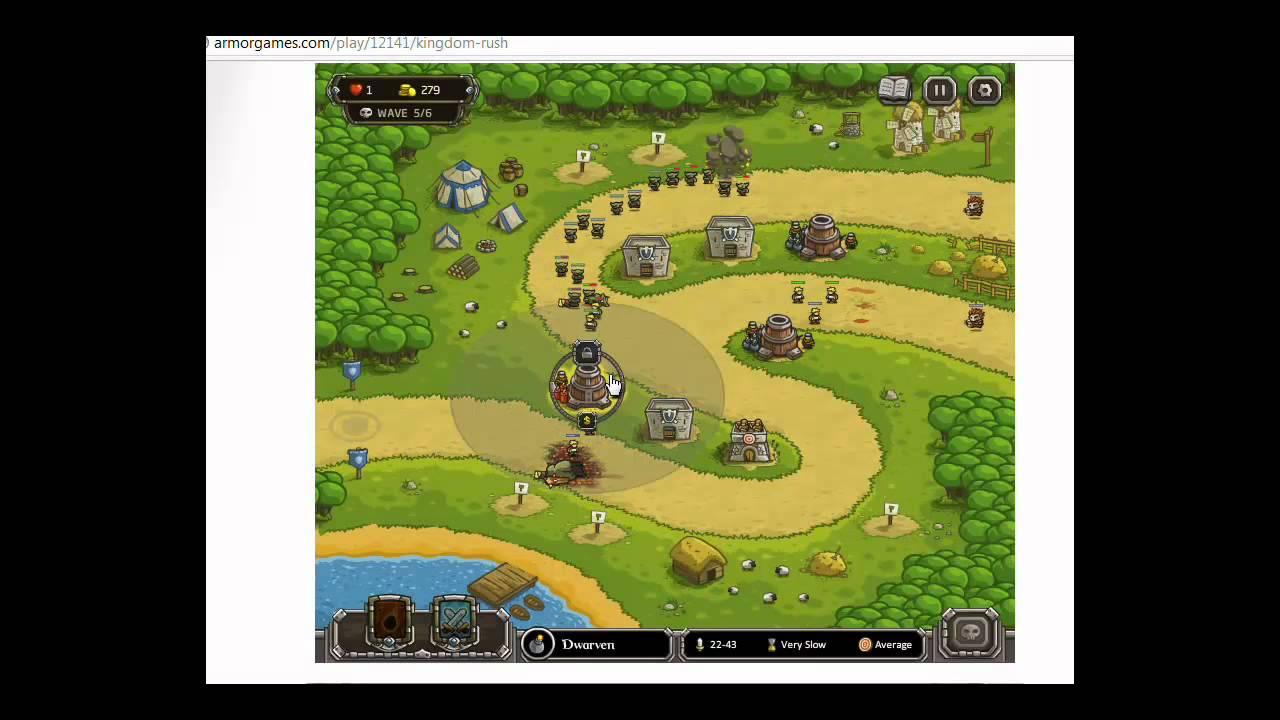 kingdom rush level 3