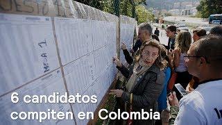 Colombia: candidatos compiten por el Palacio de Nariño - Foro Global