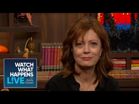 Susan Sarandon Gives Solicited Advice On Weed, Parents, Tattoos | #FBF | WWHL