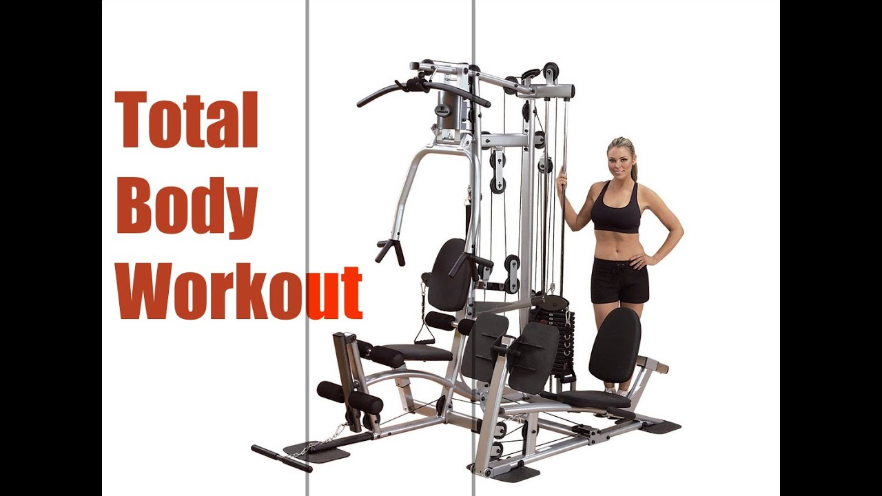 Home gym leg press machine fitness workout builds muscle