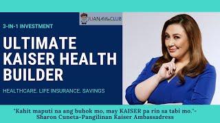 Ultimate Kaiser Health Builder