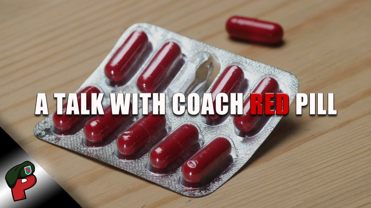 A Talk with Coach Red Pill | Grunt Speak Live