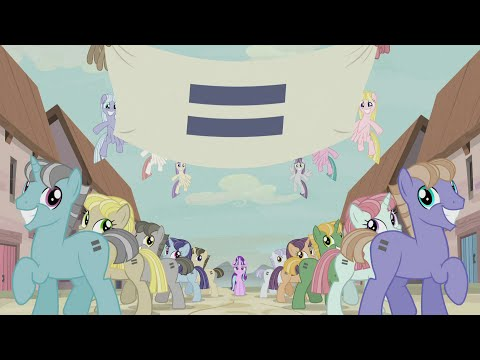 Our Town Song - My Little Pony: Friendship Is Magic - Season 5
