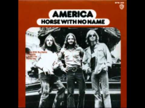 Horse with no name. America. 8-bit cover