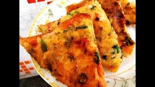 ब्रेड और आलू से बना इतना आसान और tasty नाश्ता की बार बार बनाने का मन करेगा. Nashta recipe