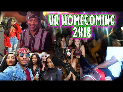 ALMOST DIDN'T SURVIVE | UALBANY HOMECOMING COLLGE VLOG 2018