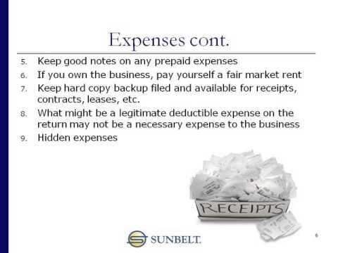 Preparing Your Profit Loss Statement Secrets to Selling Your – Preparing a Profit and Loss Statement