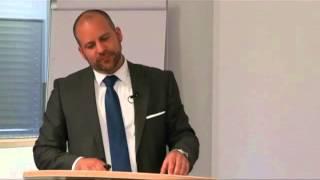 Prof. Dr. Simon Hahnzog - (3/4) Vom Quantenteilchen zum Universum, dazwischen der Mensch_Teil 3