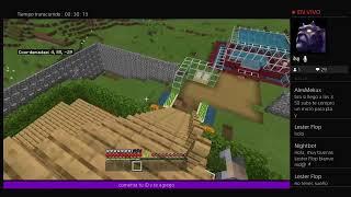 serie de minecraft creando granjas