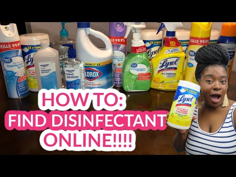 how-to-find-lysol,-clorox,-hand-sanitizer,-and-alcohol-online-during-quarantine!!!!!