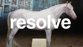 """Resolve"" -  New York Artist Nicolas Sanchez"