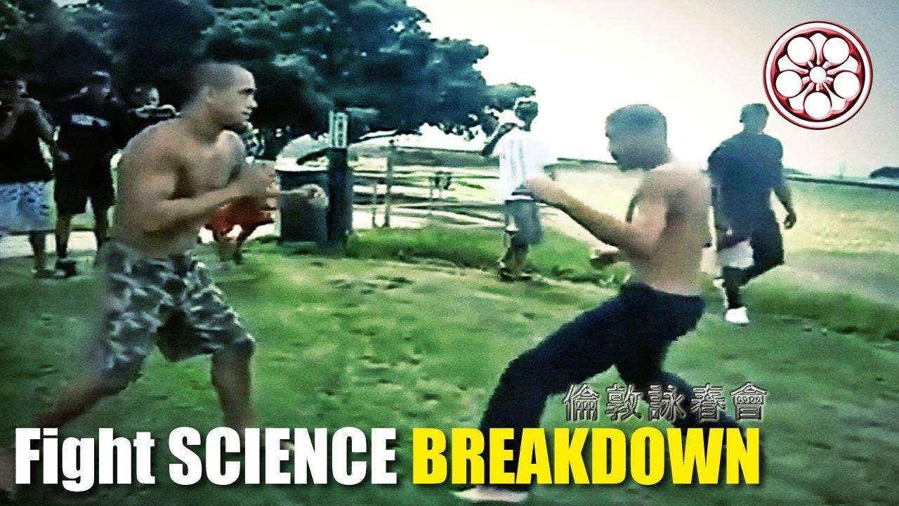 Good fight vs bad fight 2