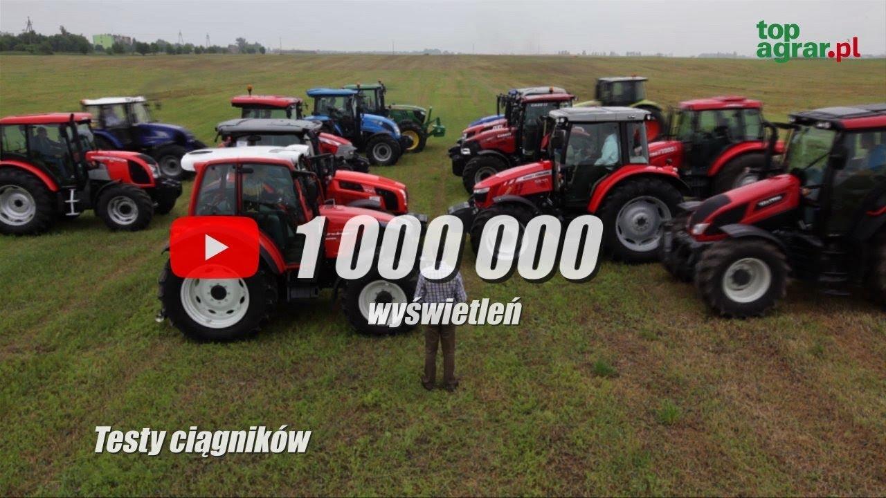 Najlepsze filmy rolnicze tylko na portalu www.topagrar.pl!