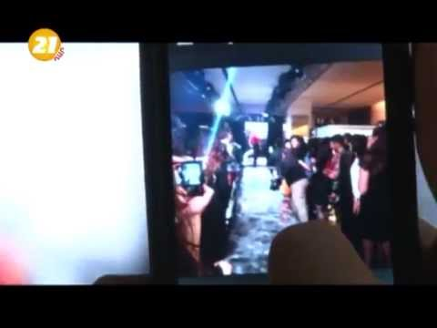 ZARA Yerevan Event Show, Retail Group Armenia, TV DAR21, 2012