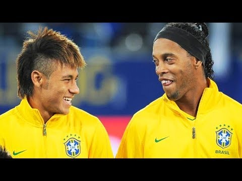 When Ronaldinho and Neymar Destroyed Argentina thumbnail