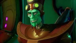 Crash Bandicoot 4 - Parte 13 Mascara de la Gravedad