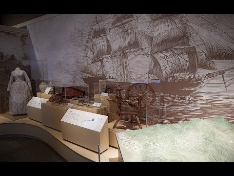 Mormon Pioneer Trails Exhibit Opens at Church History Museum