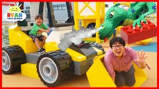 Legoland Hotel Tour Amusement Park Family Fun for kids!!!