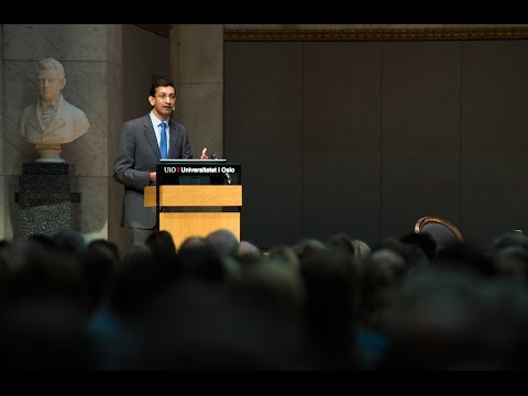 Raj Chetty on Social Mobility - lecture in Oslo, Norway