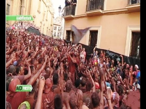 El Cascamorras de Guadix: premio para Andalucía Directo Fiesta