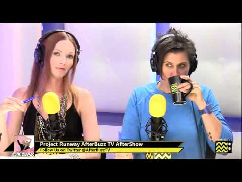 """Project Runway After Show Season 12 Episode 7 """"Shoes First!""""   AfterBuzz TV"""