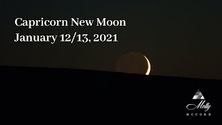 Capricorn New Moon  A Higher Evolutionary Starting Point Begins