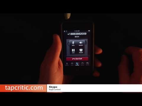 Skype iPhone / iPod Touch Evaluate thumbnail
