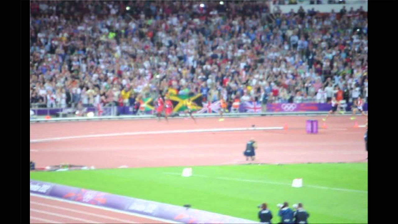 Athletics Men's 4x100m Relay Final Full Replay WR -- London 2012 Olympic Games - World Record H