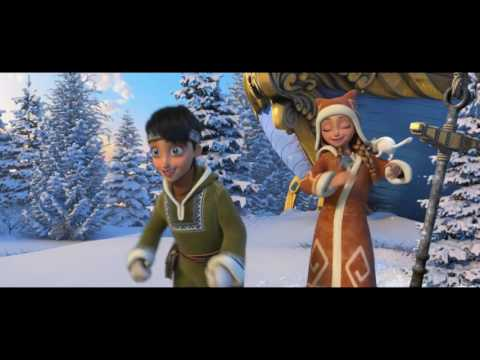Снежная королева 3 огонь и лед мультфильм 2016 афиша