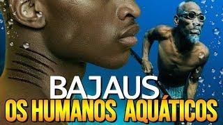 Bajaus, os primeiros HUMANOS AQUÁTICOS