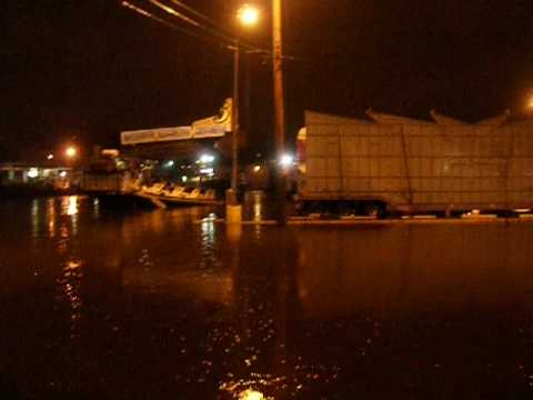100 year flood in Olneyville
