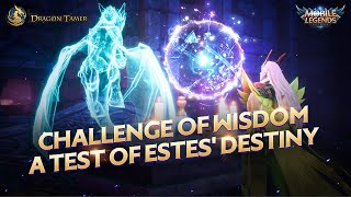 Estes New Skin Rattan Dragon Cinematic Trailer | Dragon Tamer | Mobile Legends: Bang Bang