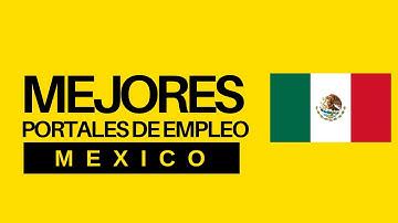 Mejores PÁGINAS DE EMPLEO en Mexico - Portales de TRABAJO